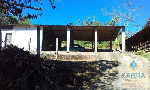 chácara com 5 dorms, taiaçupeba, mogi das cruzes - r$ 400.000,00, 5.000m² - codigo: 713 - v713