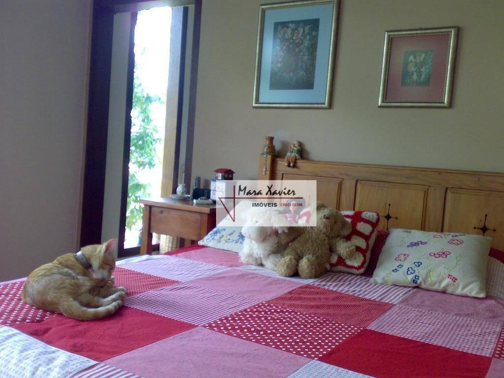 chácara com 6 dormitórios à venda, 2000 m² por r$ 1.600.000,00 - santa claudina - vinhedo/sp - ch0135