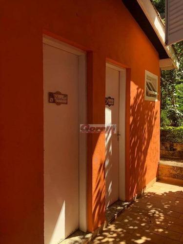 chácara com 6 dormitórios à venda, 3890 m² por r$ 1.400.000 - santa isabel - santa isabel/sp - ch0086