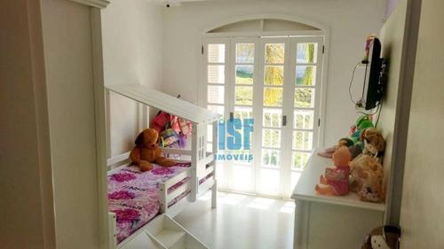 chácara com 6 dormitórios à venda, 5000 m² por r$ 745.000 - sorocamirim - ibiúna/sp - ch0011