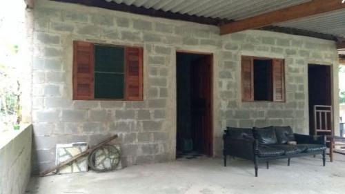 chácara com 6 quartos,em itanhaém/sp