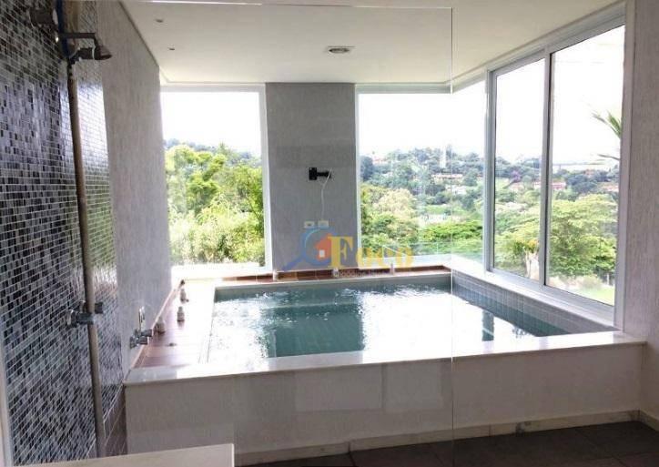 chácara com 7 dormitórios à venda, 5100 m² por r$ 2.544.000,00 - condomínio itaembu - itatiba/sp - ch0132
