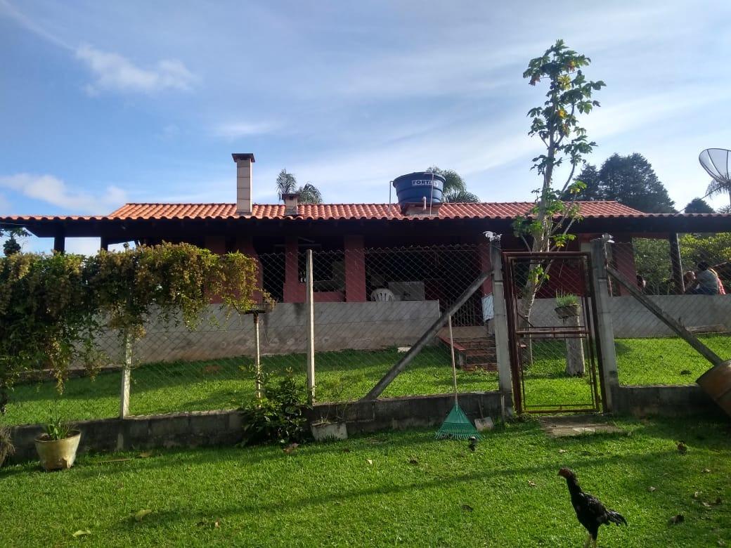 chácara com área de 5.000 m², casa com 2 dormitórios !!