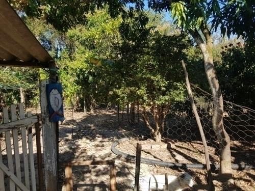 chácara com casa e rio em artur nogueira/sp - 953
