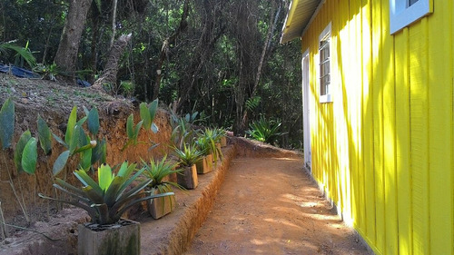 chácara com casa nova belo bosque fácil acesso
