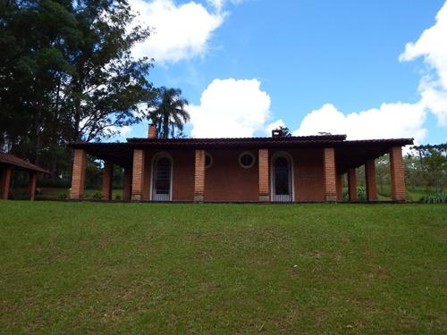 chácara com casa toda avarandada 22.000 m² com piscina