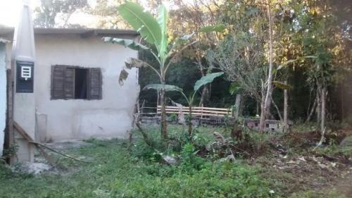 chácara com construção iniciada em itanhaém - ref 2502-p