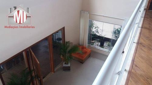 chácara com escritura, 04 dormitórios à venda, 1070 m² por r$ 550.000 - atibaianos - bragança paulista/sp - ch0420