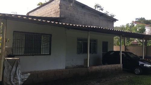 chácara com escritura e 2 dormitórios, itanhaém - ref 4318-p