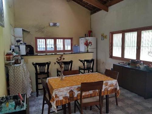 chácara com escritura e 3 dormitórios - ref 4728-p