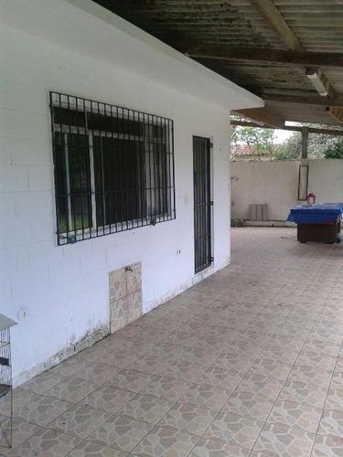 chácara com escritura e piscina em itanhaém-sp - ref 4318-p
