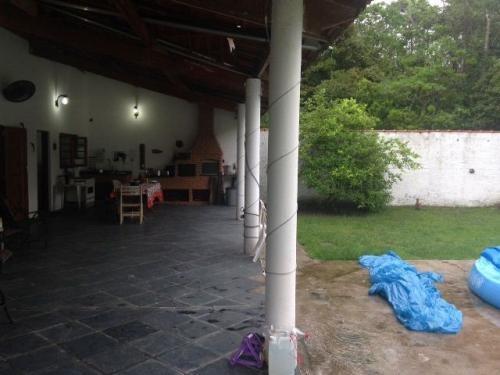 chácara com escritura em itanhaém-sp - ref 2613-p