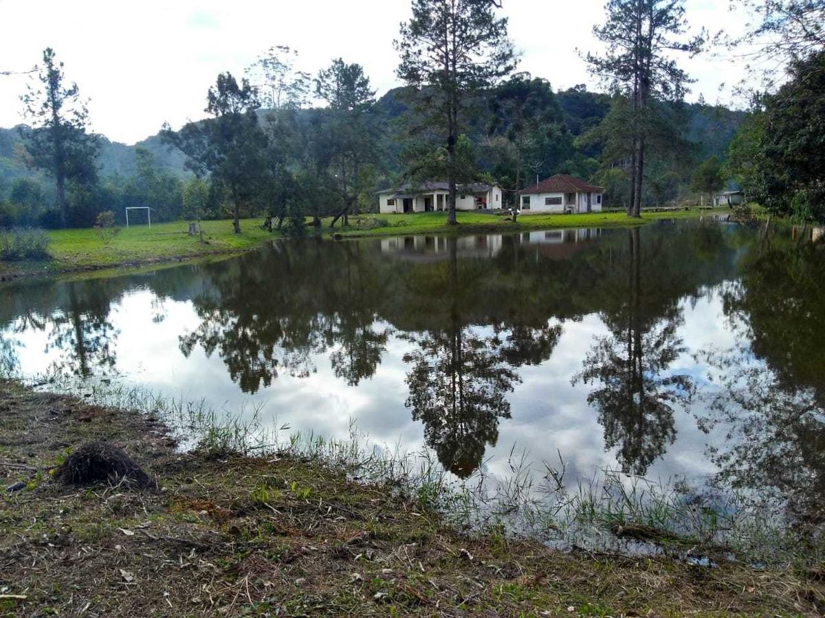 chácara com grande lago 9.000 m² aceita apartamento em sp