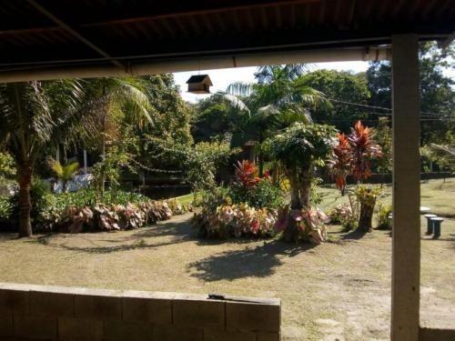 chácara com lago e árvores frutíferas | itanhaém litoral sul