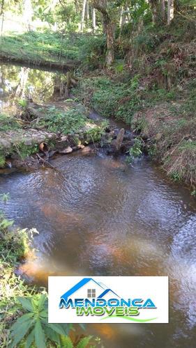chácara com lago e riacho em juquitiba sp