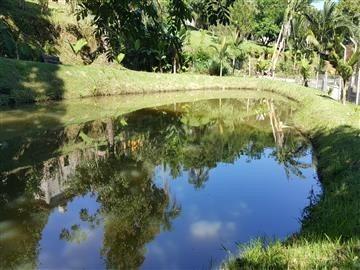 chácara com lago em atibaia r$ 465.000.00