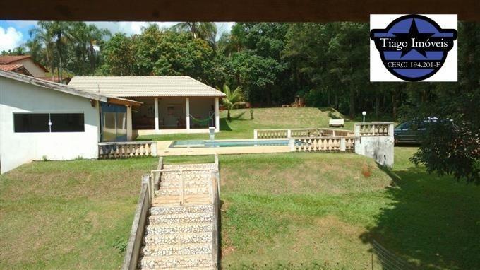 chácara com lago para venda em bragança paulista - 12