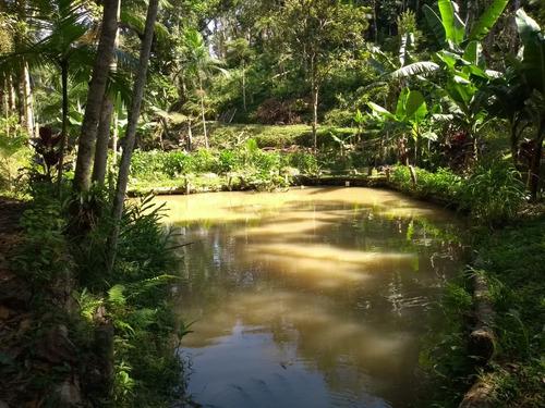 chácara com lago riacho pomar ideal para moradia 7.580 m²