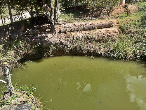 chácara com lago,com escritura definitiva, ótima localização