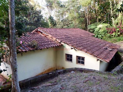 chácara com lindo bosque lago nascente casa 2 dormitórios