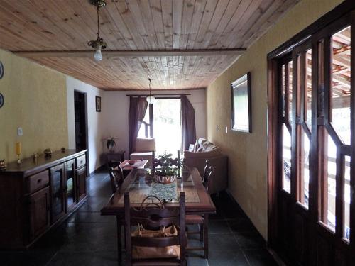 chácara com ótima casa e excelente localização e acesso