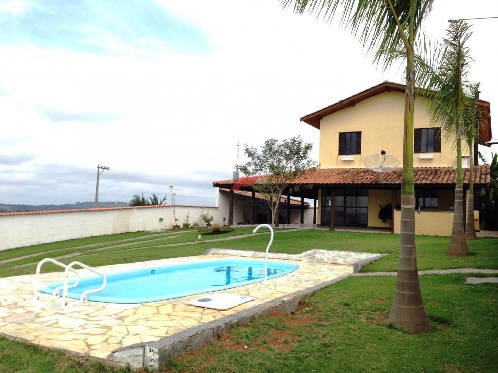 chácara com piscina condomínio fechado | codigo 150