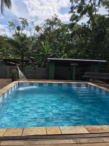 chácara com piscina em camburi diária a partir de 50 reais