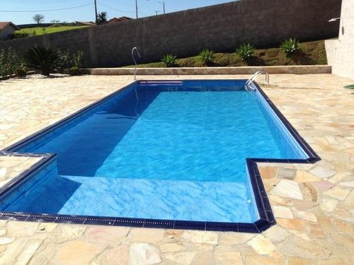 chácara com piscina em condomínio facilita pagamento !!!!