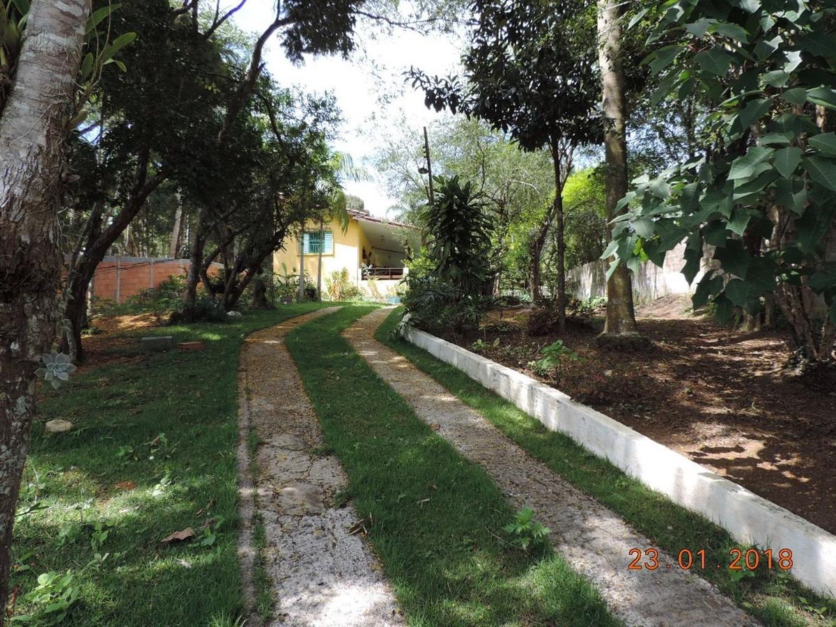 chácara com piscina em ibiúna cod 1053