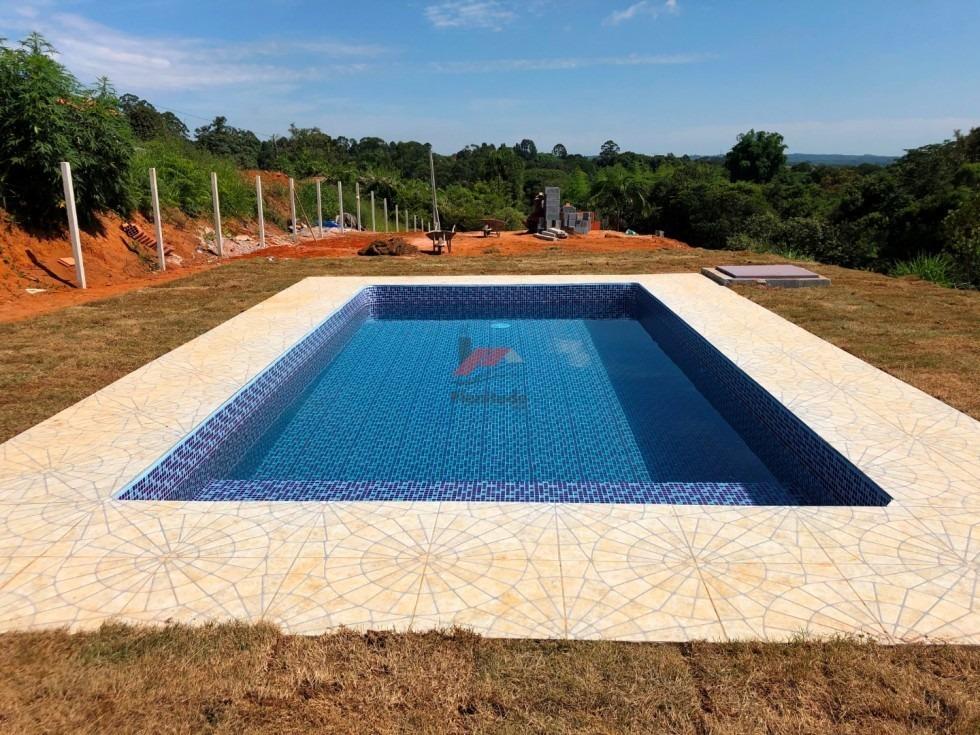 chácara com piscina em ibiuna | codigo 767