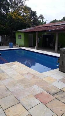 chácara com piscina no parque vergara - ref 3375-p