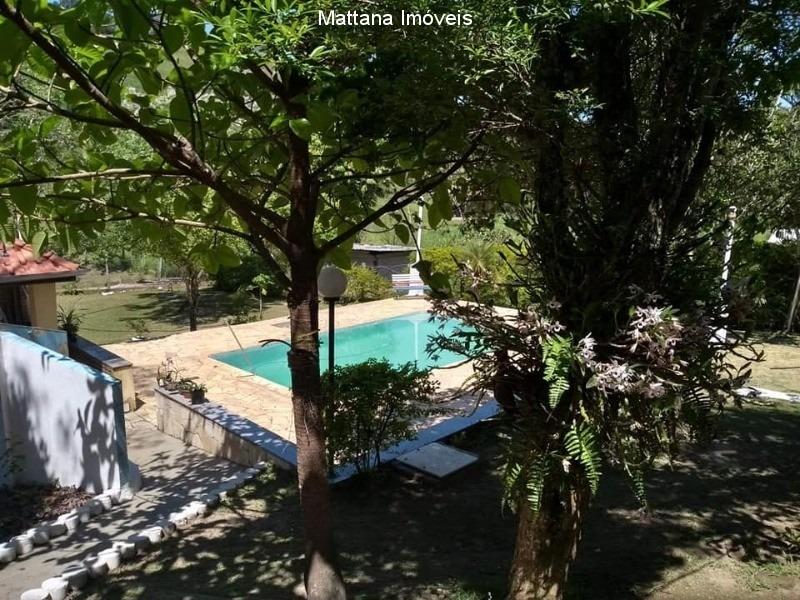 chácara com piscina no serrote em santa branca-sp - ch33 - 34466878