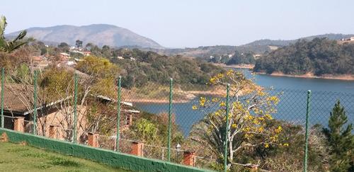 chácara com  vista espetacular  para represa