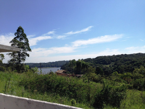 chácara com vista para represa em ibiúna