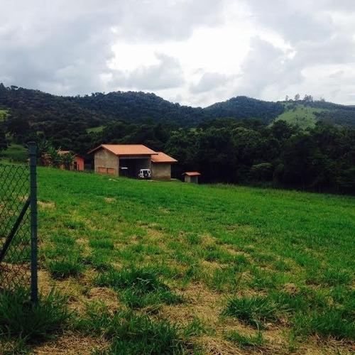chácara - condomínio rural - joaquim egídio - ch0043