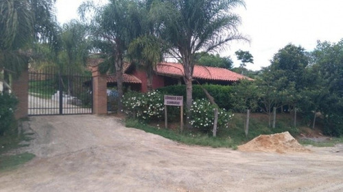 chácara - condomínio rural - joaquim egídio - ch0067