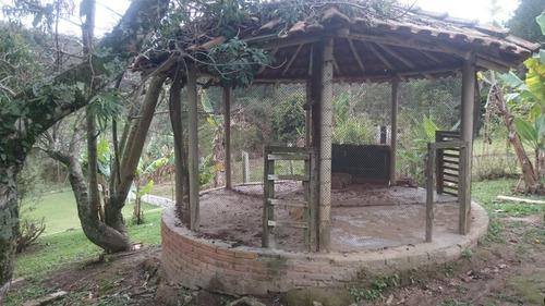 chácara de 1.000 m², mini campo, aguá, luz, bom localização!