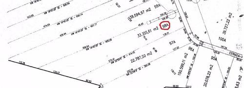 chácara de 33.355,61 m² no recanto fazenda nata- londrina-pr