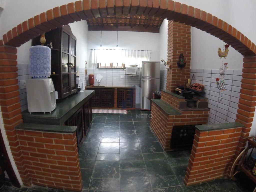 chácara de 6000 m² e 400 m² construído -  lazer completo - ch0005