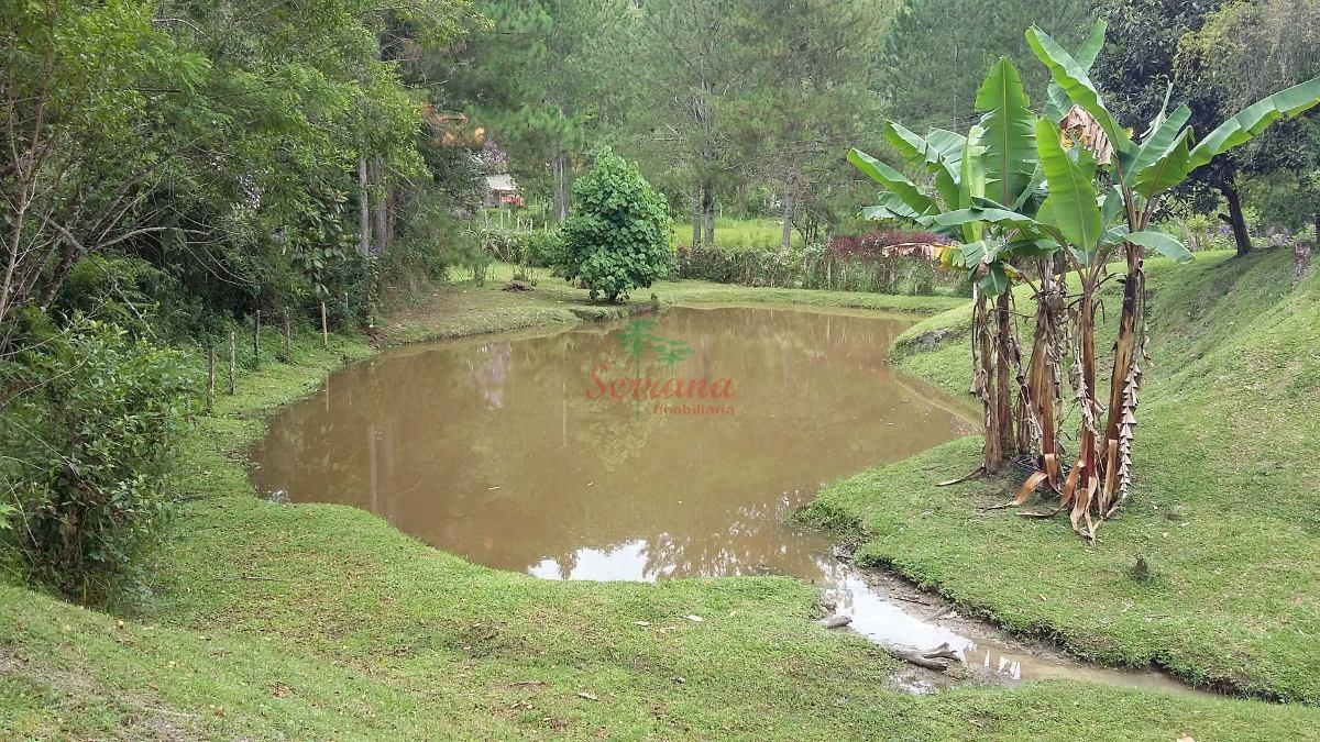 chácara de fácil acesso em juquitiba com 2 lagos e nascente