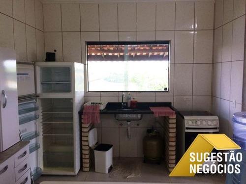 chácara dentro de condomínio próximo a represa - 2853