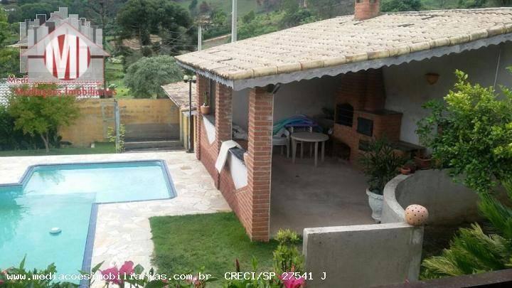 chácara deslumbrante com 03 dormitórios, piscina, espaço gourmet, paisagismo à venda, 1000 m² por r$ 380.000 - zona rural - pinhalzinho/sp - ch0140