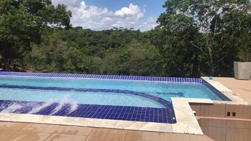 chácara em aldeia, camaragibe/pe de 450m² 4 quartos à venda por r$ 900.000,00 - ch277354