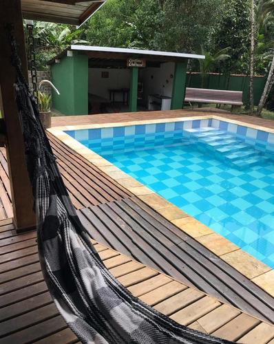 chácara em camburi com piscina a partir de 50 reais a diária