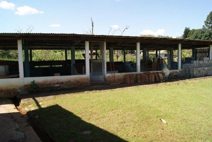 chácara em centro, bom jesus dos perdões/sp de 2500m² 3 quartos à venda por r$ 500.000,00 - ch103084