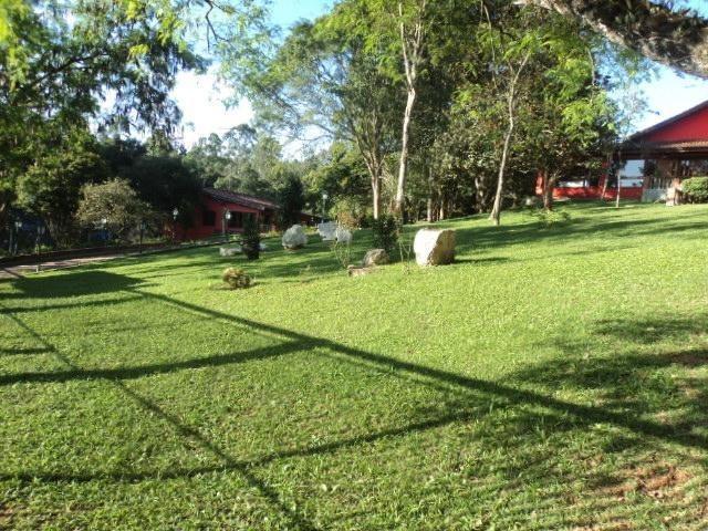 chácara em chácara recanto verde, cotia/sp de 400m² 3 quartos para locação r$ 6.500,00/mes - ch319179