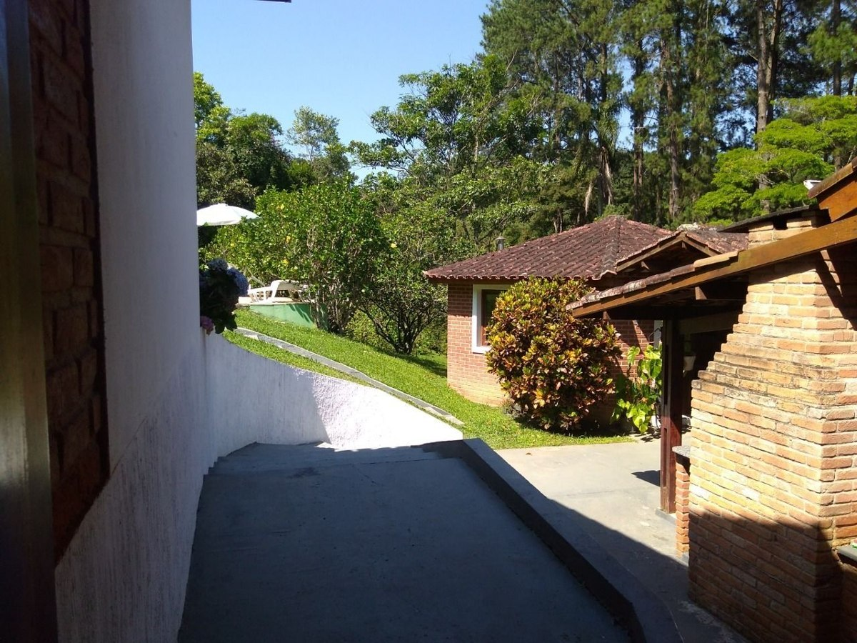 chacara em condominio - aldeinha - ref: 6378 - v-6378