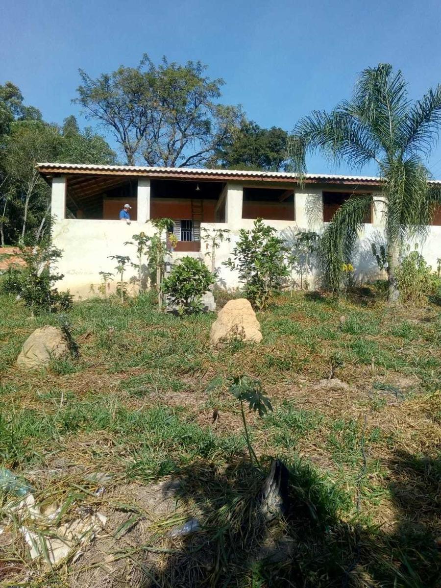 chácara em condomínio, área de 1.570 m² - mairinque / itu.