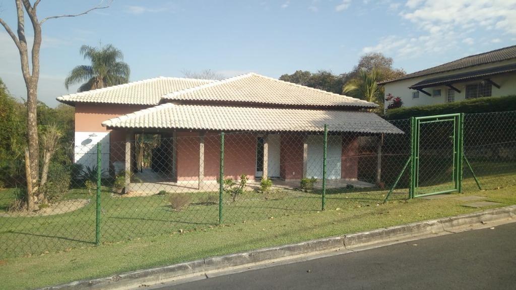 chácara em condomínio chácaras flórida, itu/sp de 220m² 3 quartos à venda por r$ 850.000,00 - ch231378