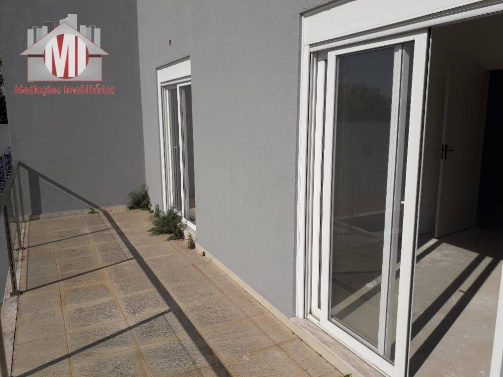 chácara em condomínio com 03 dormitórios, paisagismo, piscina, à venda, 600 m² por r$ 750.000 - condomínio jardim flamboyan - bragança paulista/sp - ch0572